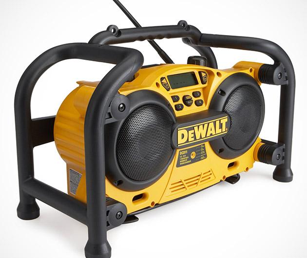 Dewalt Combination Work Site Radio