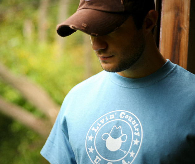 Livin' Country Tees