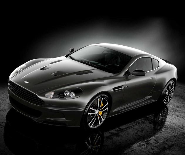 2013 Aston Martin DBS Ultimate