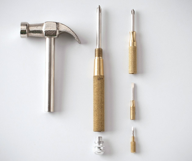 Hammer Screwdriver Combination Tool