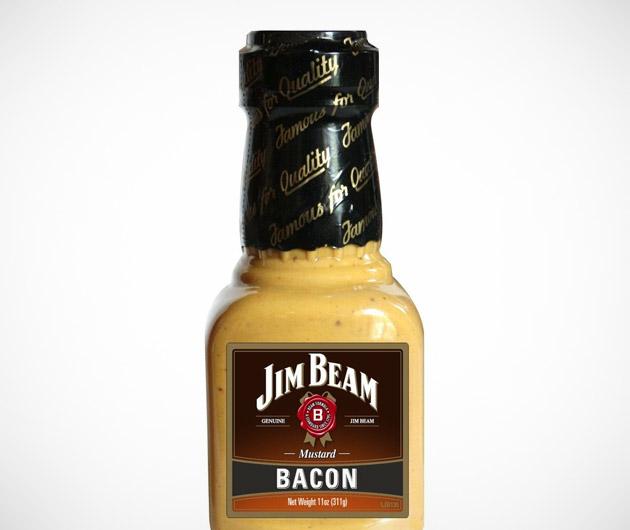 Jim Beam Bacon Mustard