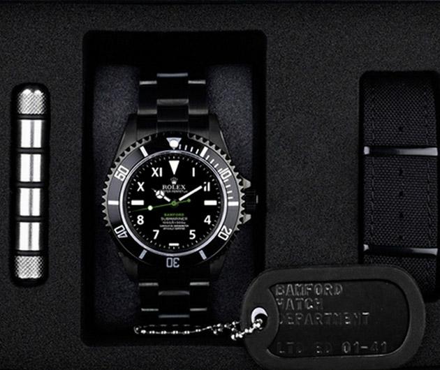 Rolex SE Submariner California