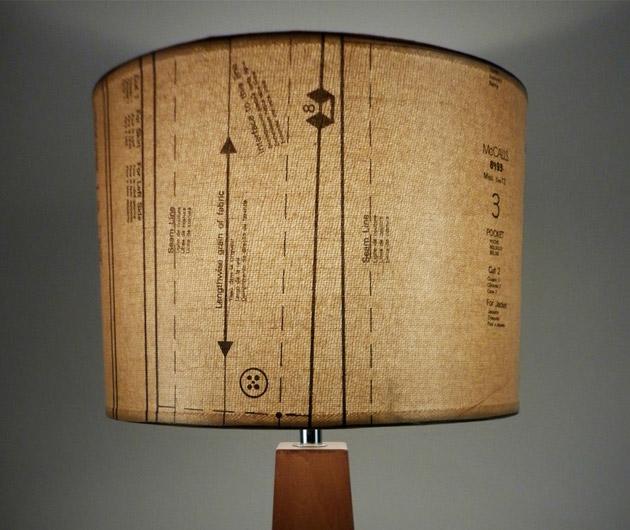 Vintage Industrial Lamp Shade