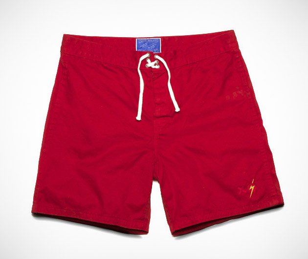 Best Made Famous Red Board Shorts