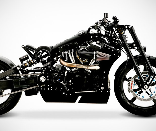 Confederate Motorcycles R131 Fighter