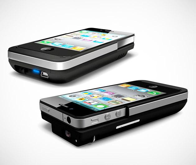 Iphone DLP Pocket Projector