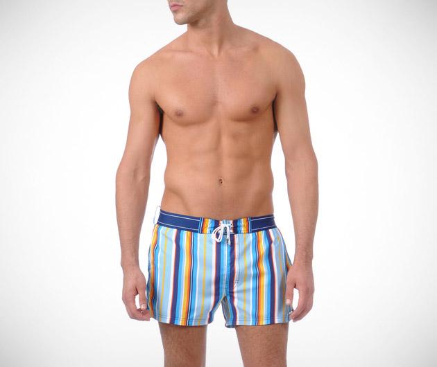 2(X)ist Strip Ibiza Swim Short