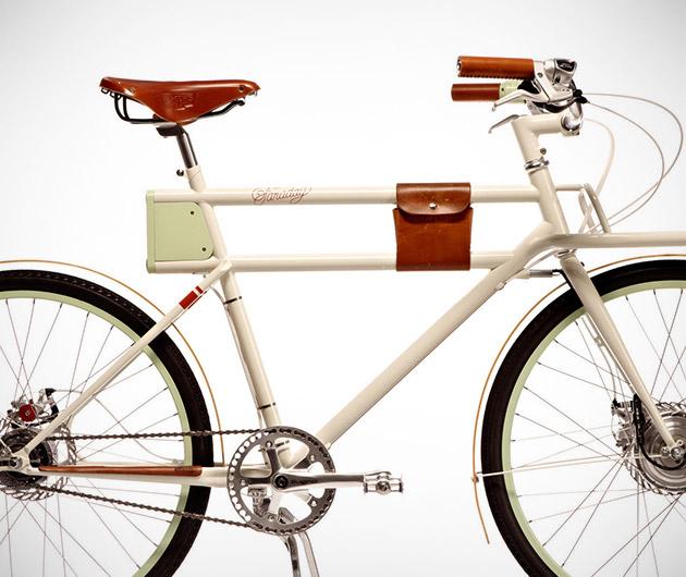 Faraday Porteur Bike