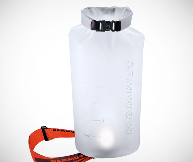 Mammut T-Trail + Ambient Light Dry Bag