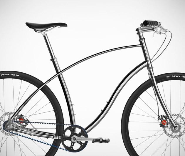Budnitz No. 1 Titanium Bike