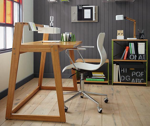 CB2 TLD Desk