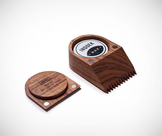 Indoek Surf Wax Kit