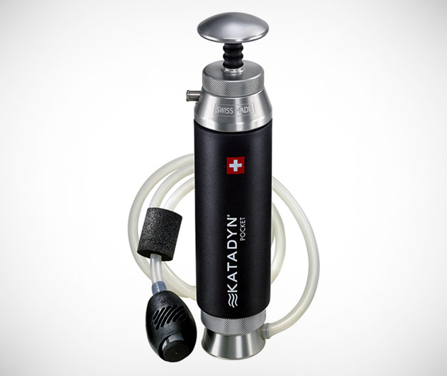 Katadyn Pocket Water Microfilter