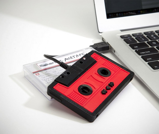 MakerBot Mixtape