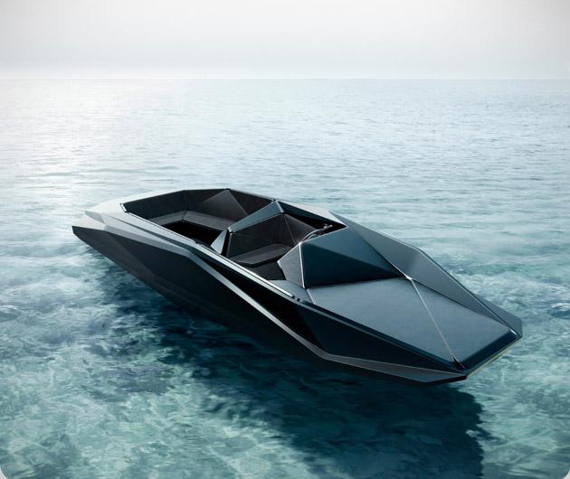 Zaha Hadid Z-Boat
