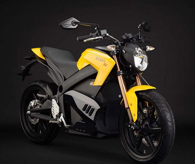 2013 Zero Electric Motorcycles