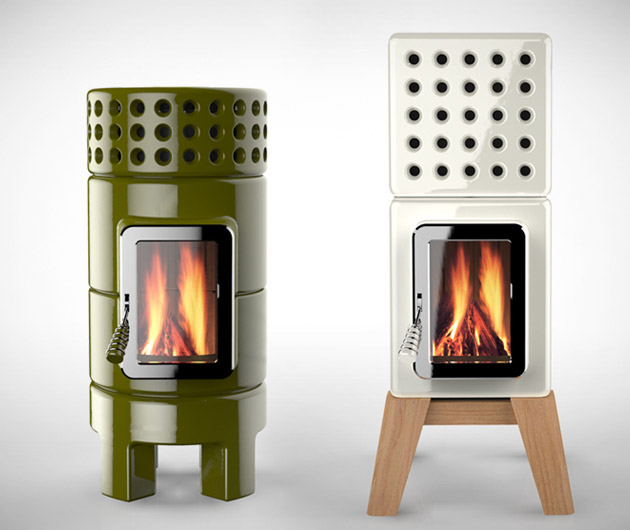 Stack Stoves