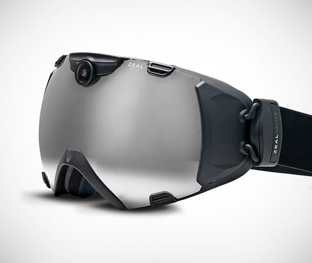 ZEAL iON HD Camera Goggle