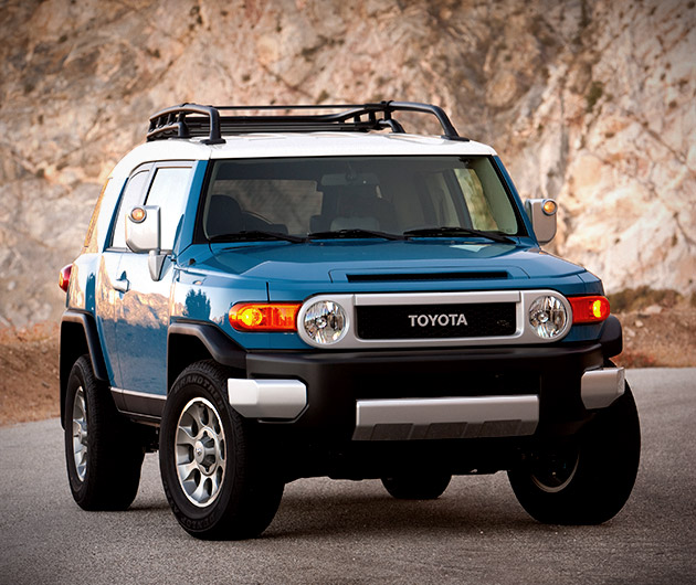 Toyota Off Road Series: 2013 FJ Cruiser