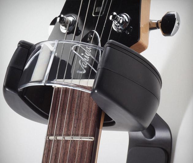 Headlock Self-Closing Guitar Wall Hanger
