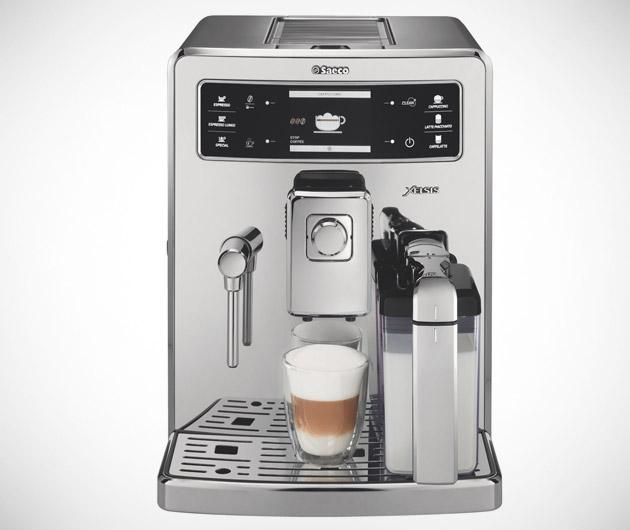 Saeco Xelsis Fingerprint ID Espresso Machine