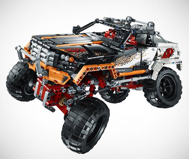 Lego Technic 4