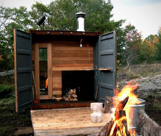 Sauna Box