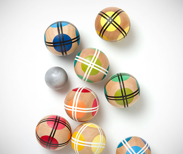 Terrain Bocce Ball Set