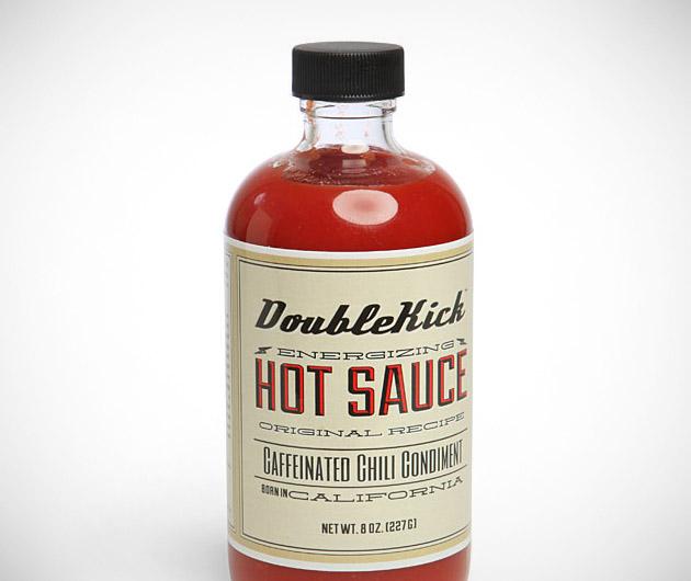 DoubleKick Caffeinated Hot Sauce