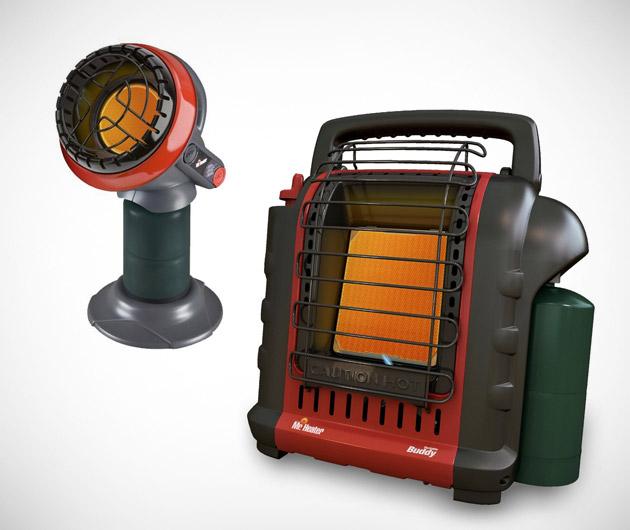 Mr. Heater Buddy Propane Heaters