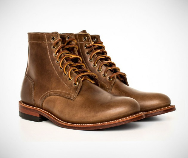 Oak Street Bootmakers Natural Trench Boot