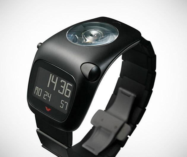 Sparc Sigma MGS Watch