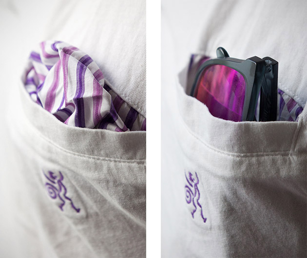 Voyvoy Pocket Square Tee
