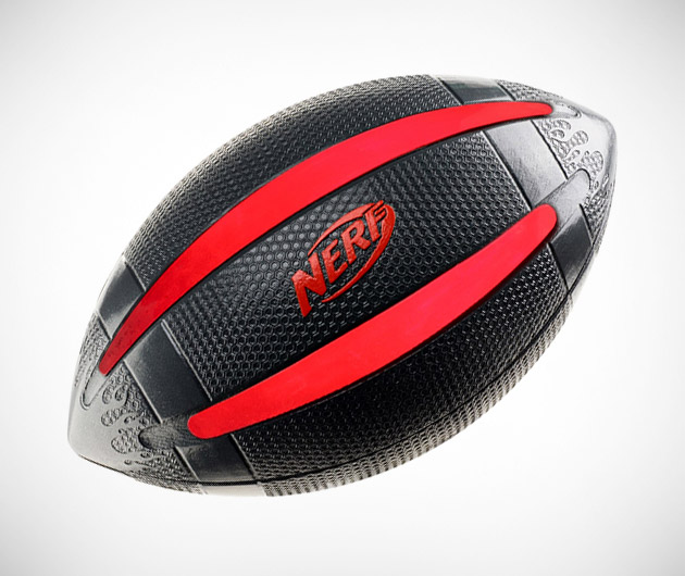 Nerf Sports Firevision Football