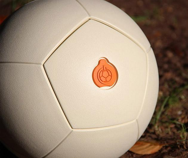 Soccket Energy-Harnessing Soccer Ball