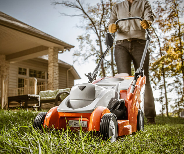 Stihl RMA 370 Battery Powered Mower