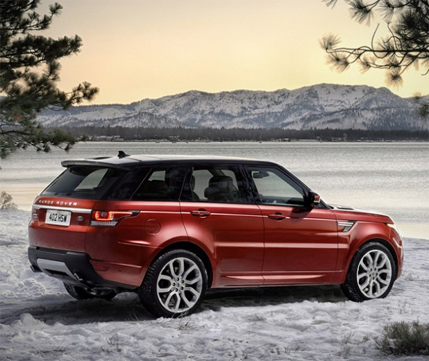 Review 2015 Range Rover Sport Hse: 2014 Range Rover Sport