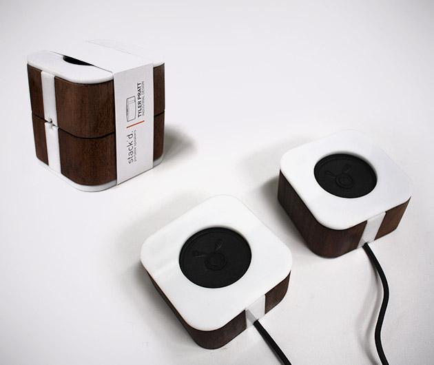 Stack'd Speakers
