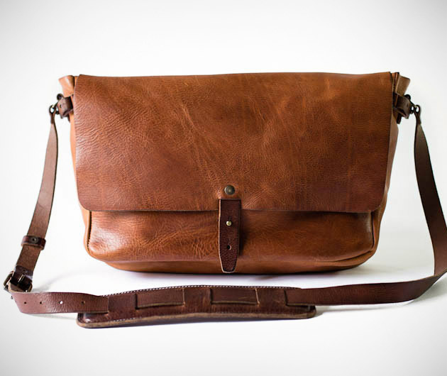 Whipping Post Vintage Messenger