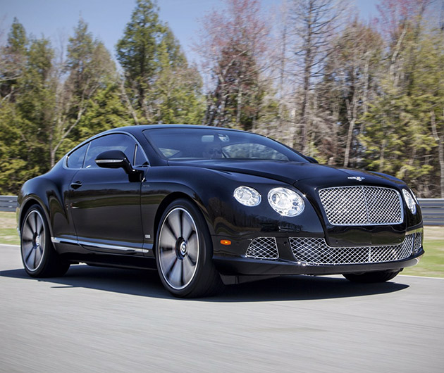 Bentley Le Mans Limted Editions
