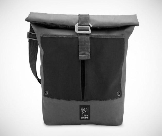 Chrome Welded Postbag