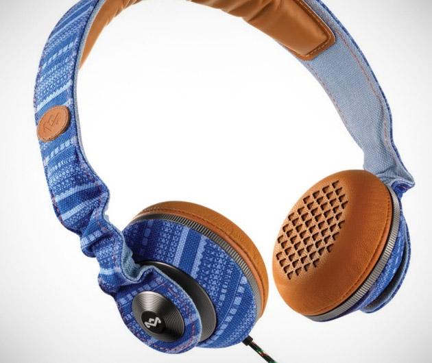 House of Marley Riddim Headphones