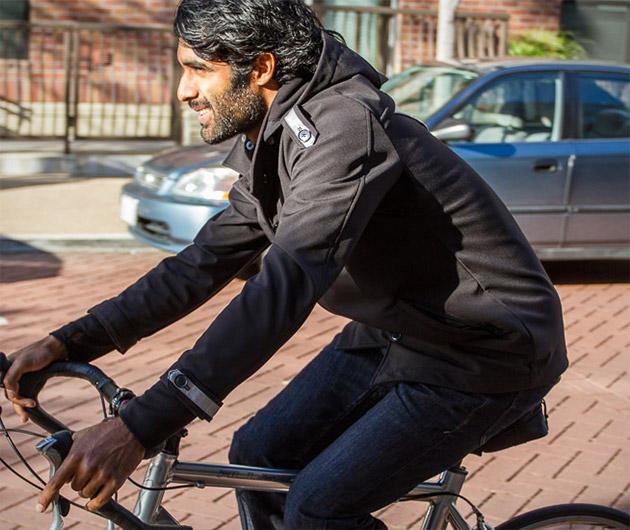 Bike to Work Jacket