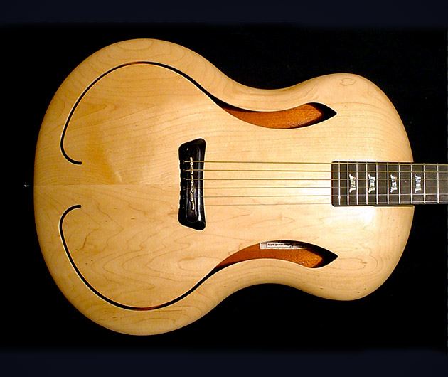 Jon Kammerer Acoustic-Electric Pegasus Guitar
