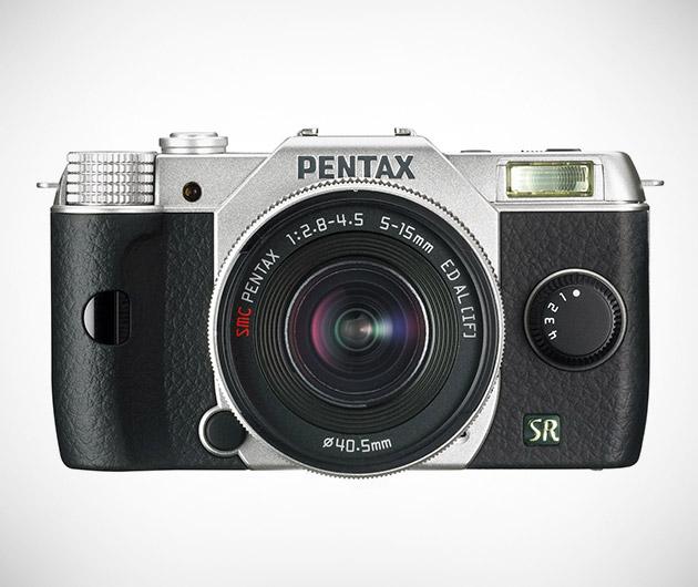 Pentax Q7 Camera