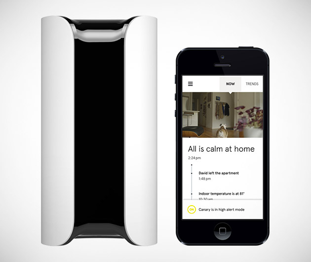 Canary Home Security Device