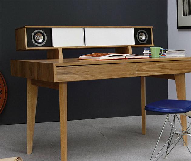 Symbol Audio Desk