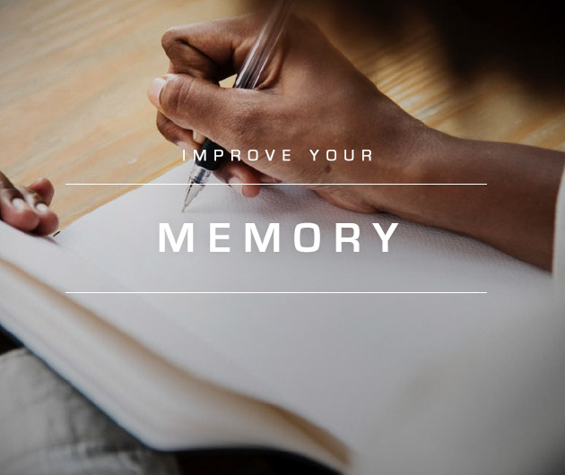Gear You Can Buy to Improve Your Memory