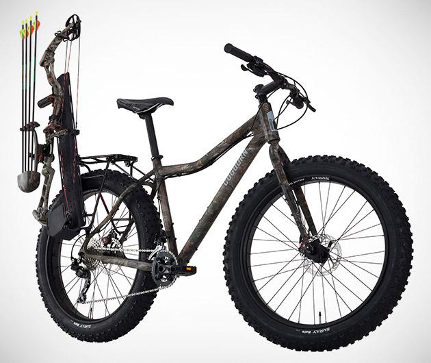 Realtree x Cogburn CB4 Hunting Bike