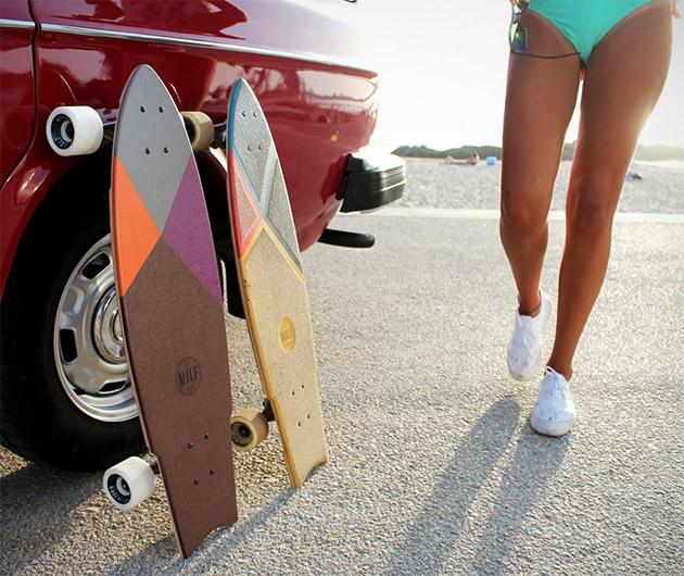 MILF Skateboards